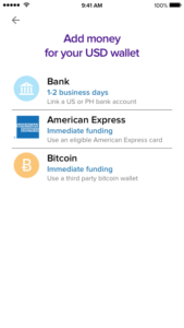 buy bitcoin bank card