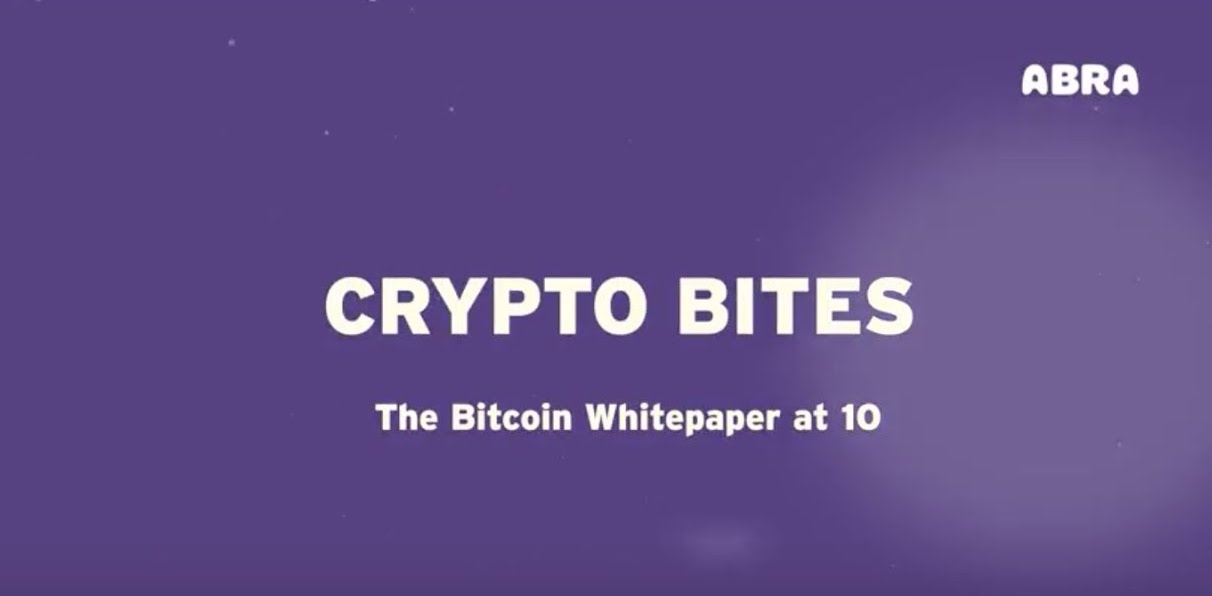 The Bitcoin Whitepaper at 10